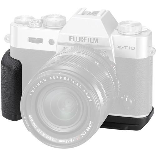 Fujifilm MHG-XT10 Handgriff - Frontansicht