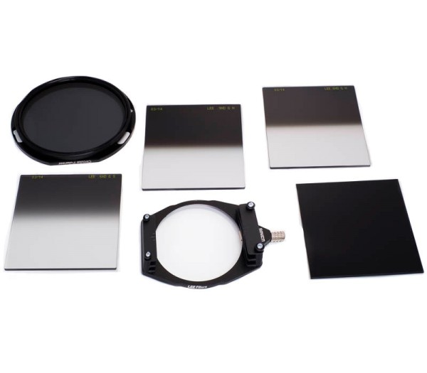 Lee Filters Seven5 Deluxe Kit - Lieferumfang