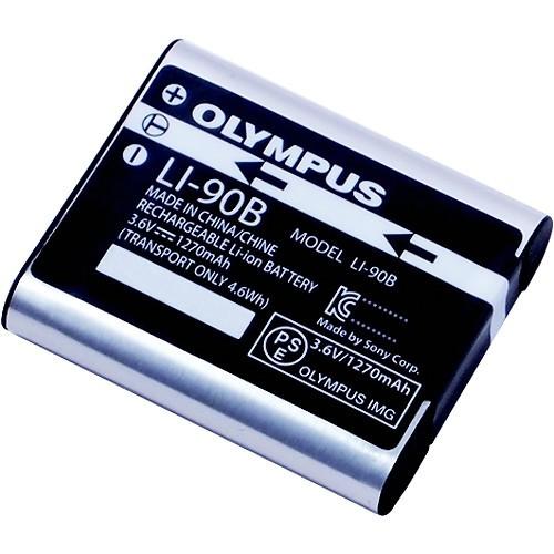 Olympus Li-90B Li-Ion Akku für TG1