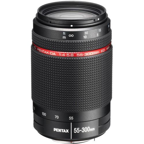 Pentax HD DA 55-300mm f/4-5.8 ED WR Objektiv