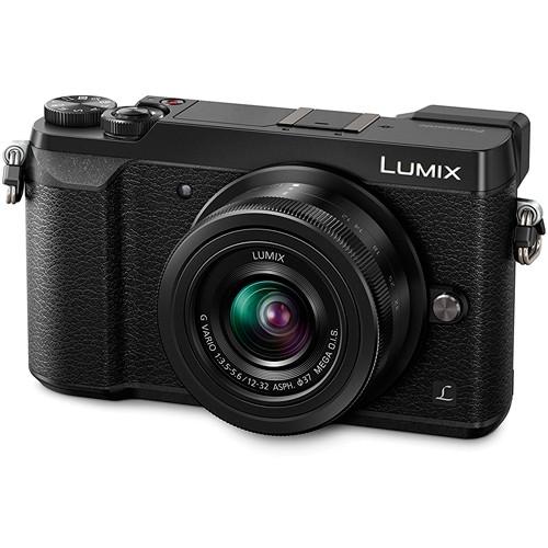 Panasonic Lumix DMC-GX80 Kit - Frontansicht