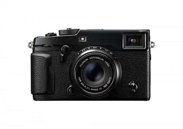 Fujifilm X-Pro2 + XF 35mm F2.0 WR - Frontansicht