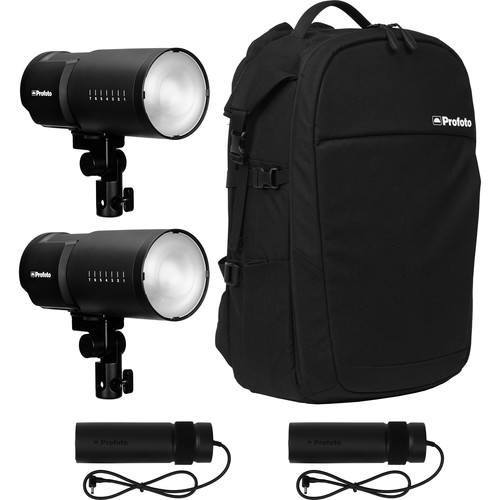 Profoto B10 Plus Air TTL Blitz Duo Kit - Lieferumfang