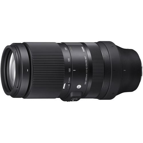 SIGMA 100-400mm f/5-6,3 DG OS HSM Objektiv für Sony-E