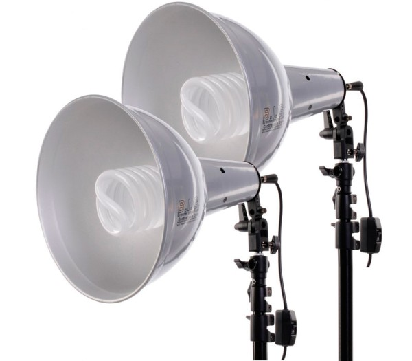 Helios 501 Biglamp Mega-Kit - Seitenansicht