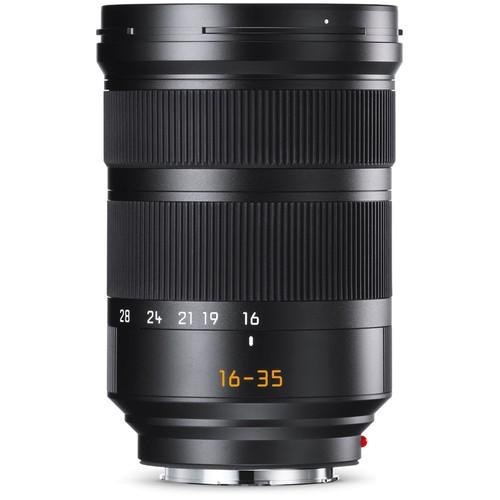 Leica Super-Vario-Elmar-SL 16-35mm f/3.5-4.5 ASPH. Objektiv - Frontansicht