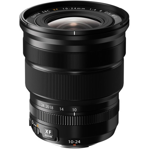 Fujifilm XF 10-24mm f/4 R O.I.S. Objektiv