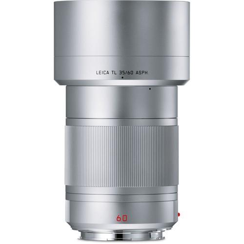 Leica APO-Macro-Elmarit-TL 60mm - Frontansicht