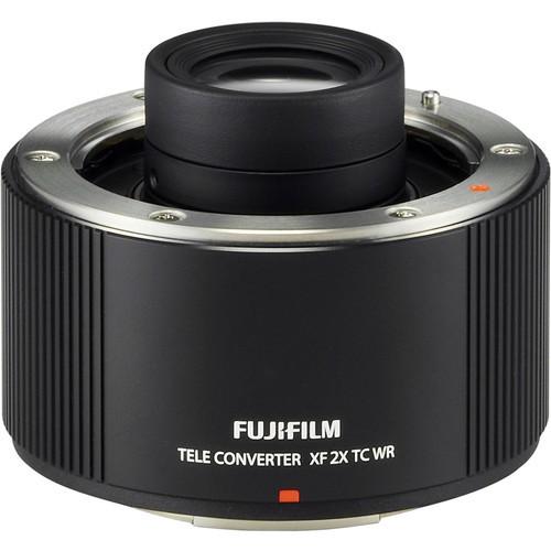 Fujifilm XF 2x TC WR Teleconverter - Frontansicht