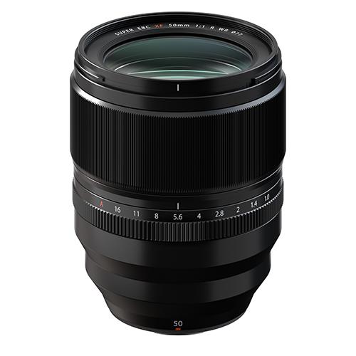 Fujifilm XF 50mm f/1.0 R WR Objektiv