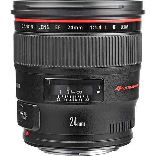 Canon EF 24mm f/1.4 L II USM Objektiv