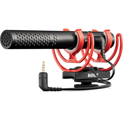 Rode VideoMic NTG Richtrohl-Kameramikrofon