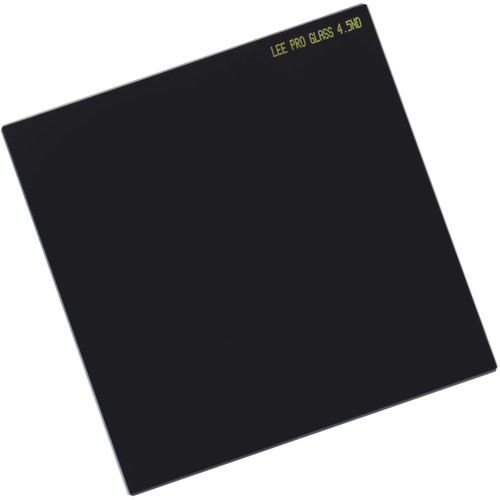 Lee Filters S100 ProGlass IRND 4.5 Filter (15 Stops) - Frontansicht