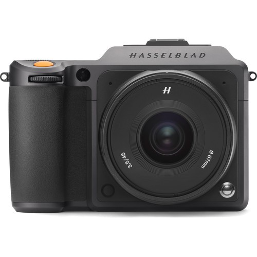 Hasselblad X1D II 50C Starter Kit - Frontansicht