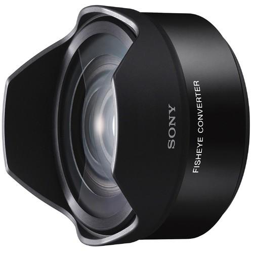 Sony VCL-ECF2 Fisheye-Konverter - Frontansicht