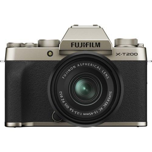 Fujifilm X-T200 Kit - Frontansicht