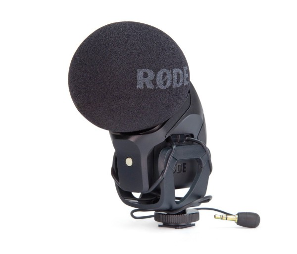 Rode Stereo VideoMic Pro Stereomikrofon