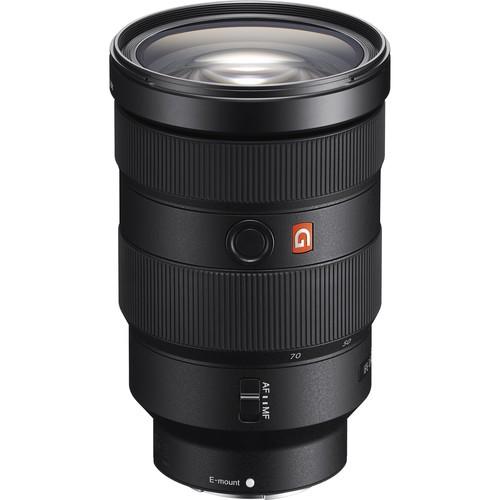 Sony FE 24-70mm f/2.8 GM Objektiv - Frontansicht