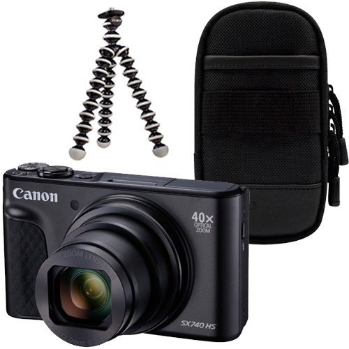 Canon Powershot SX740HS Travel Kit