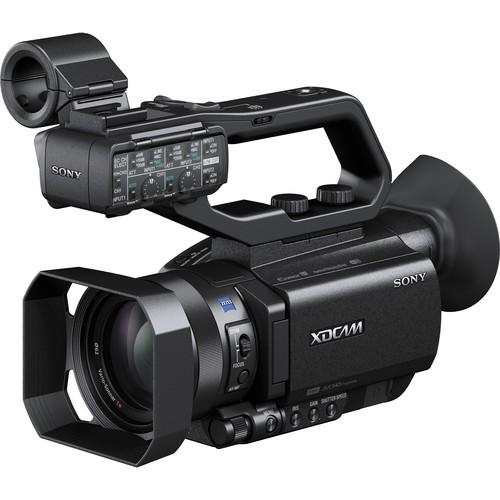 Sony PXW-X70 4K Camcorder + 4K Upgrade Lizenz