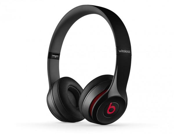 Beats by Dr. Dre Solo² Wireless Kopfhörer schwarz