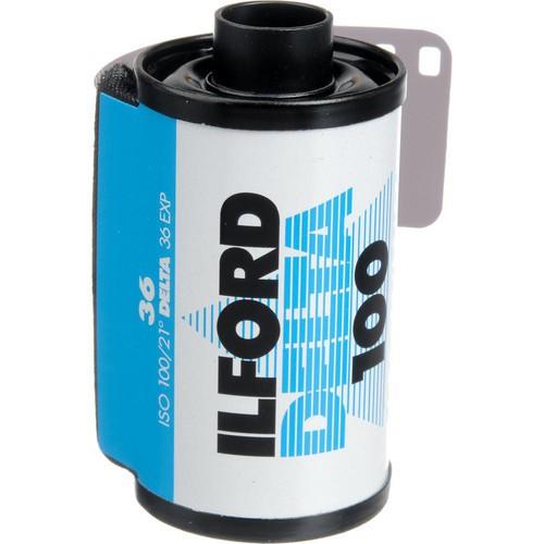 Ilford Delta 100 Professional 135-36 KB-Film (36 Bilder)