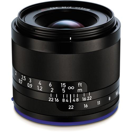 ZEISS Loxia 35mm f/2 Objektiv für Sony E