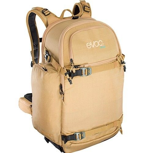 Evoc CP 26l Rucksack gold - Schrägansicht