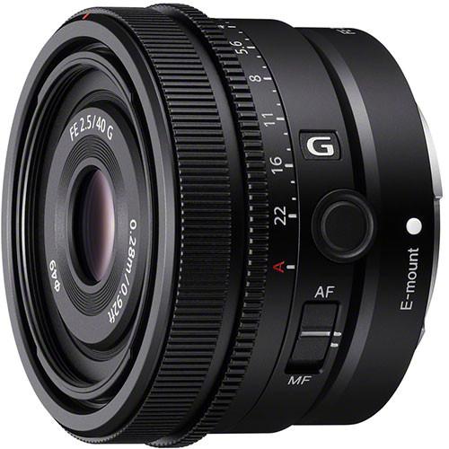 Sony FE 40mm f/2.5 G Objektiv