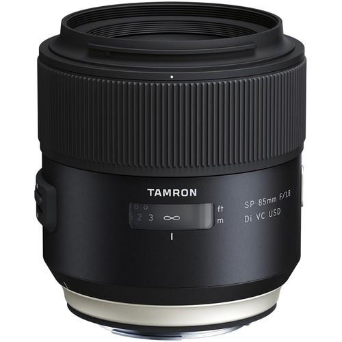 Tamron SP AF 85mm f/1.8 Di VC USD Objektiv für Nikon