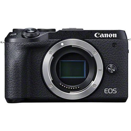 Canon EOS M6 Mark II Gehäuse - Frontansicht