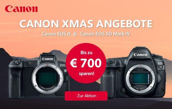 Canon XMAS Angebote