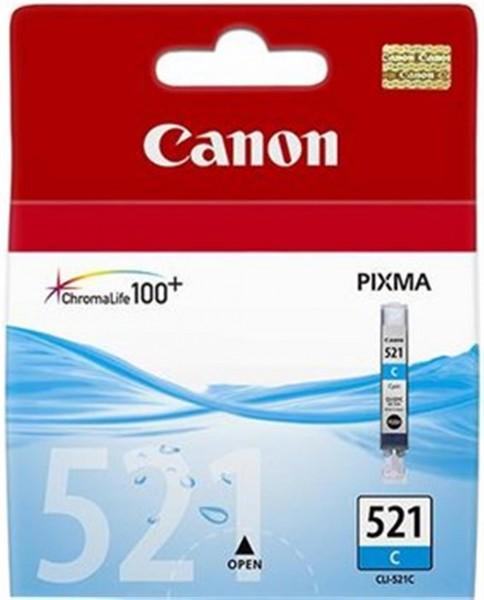 Canon CLI-521C Tintenpatrone cyan