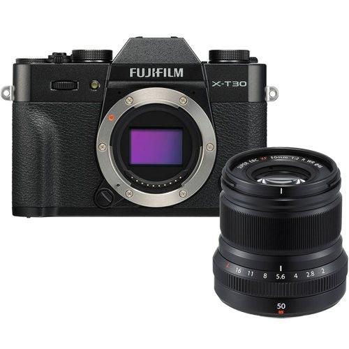 Fujifilm X-T30 Portrait-Einsteiger-Kit - Frontansicht