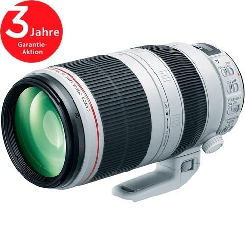 Canon EF 100-400mm F4.5-5.6 L IS II USM - Schrägansicht