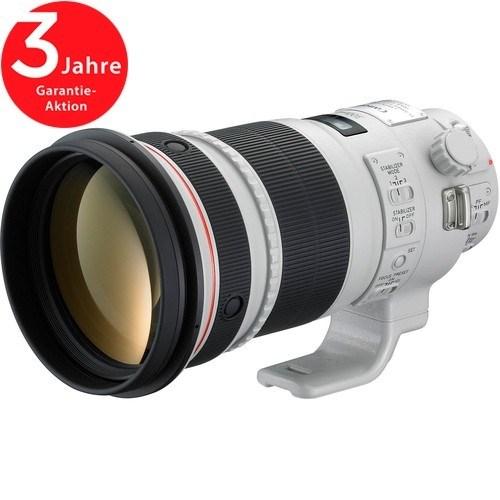 Canon EF 300mm f/2.8 L IS USM II Objektiv - Frontansicht