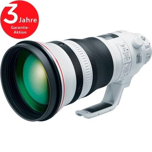 Canon EF 400mm f/2.8L IS III USM Objektiv - Schrägansicht