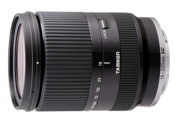 Tamron 18-200mm f/3.5-6.3 Di III VC Objektiv für Canon EF-M