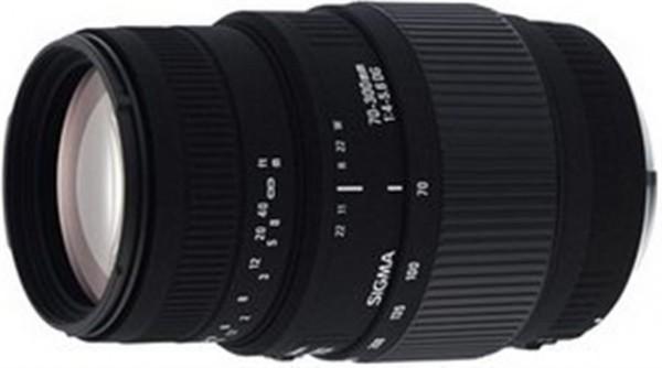 Sigma 70-300mm f/4-5.6 DG HSM Macro Objektiv für Sony