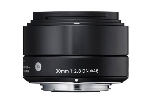 Sigma 30mm f/2.8 DN Art Objektiv für Micro-Four-Thirds