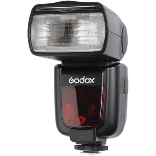 Godox TT685 TTL Blitz für Sony - Frontansicht
