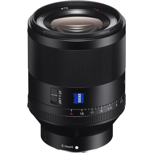 Sony Planar T* FE 50mm f/1.4 ZA Objektiv