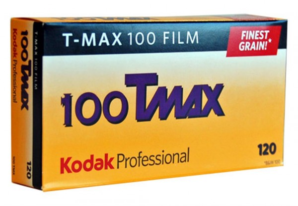 Kodak TMX B&W 100 Rollfilm 120