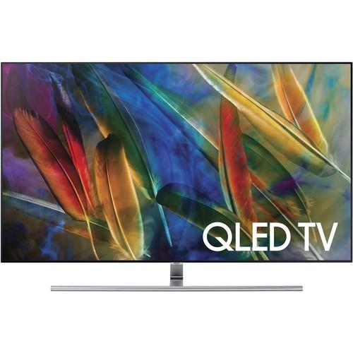 Samsung QE49Q7FAMT QLED TV - Frontansicht