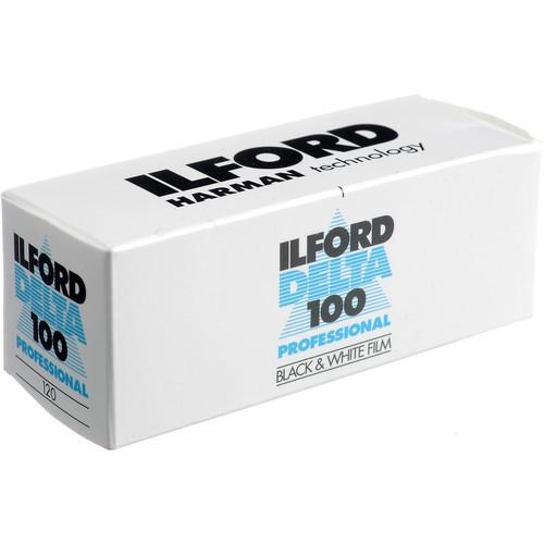 Ilford Delta 100 Professional Rollfilm 120