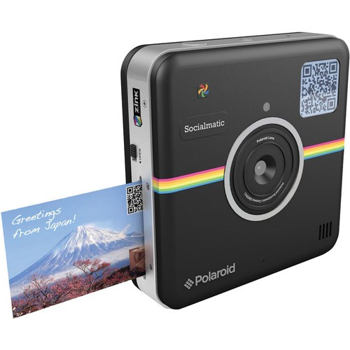 Polaroid Socialmatic schwarz