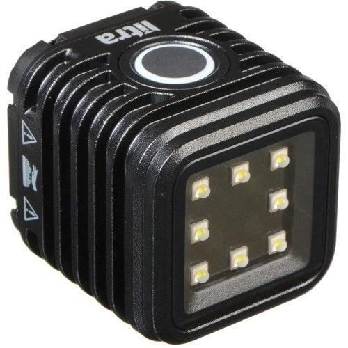 Litra LitraTorch 2.0 LED-Mikroleuchte - Schrägansicht