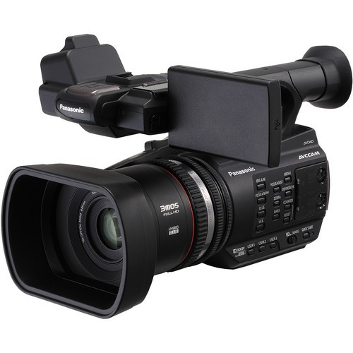 Panasonic AG-AC90 Camcorder - Frontansicht