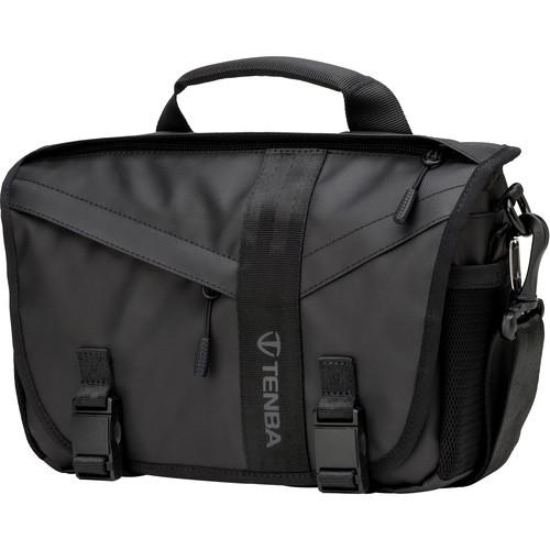 Tenba DNA 8 Messenger Tasche black - Schrägansicht