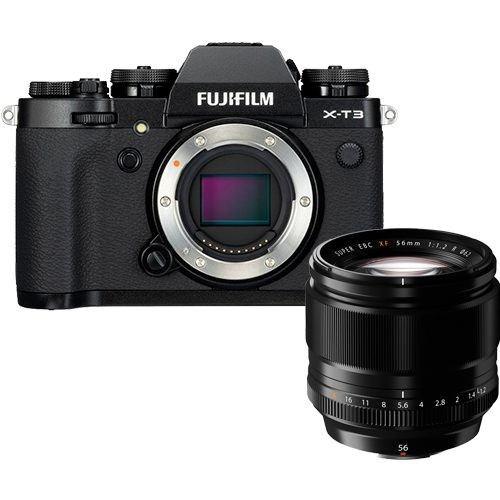 Fujifilm X-T3 Portrait-Profi-Kit - Frontansicht